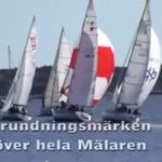 24-timmarssegling i Mälaren. En kappsegling i Westerås Segelsällskaps regi.