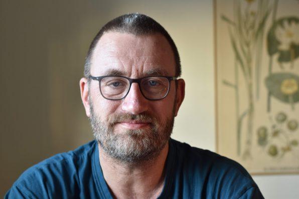 Porträttbild på Stefan Pettersson.
